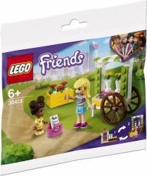 Lego Klocki Friends 30413 Wózek z kwiatami