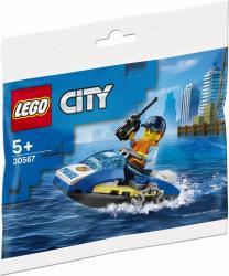 Lego Klocki City 30567 Policyjny skuter wodny