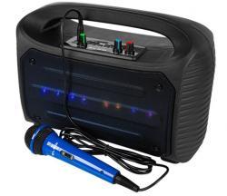 Głośnik BT-820 z mikrofonem i karaoke