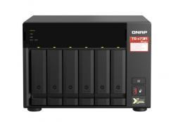 Serwer NAS TS-673A-8G 8GB RAM AMD Ryzen V1500B 2.2GHz