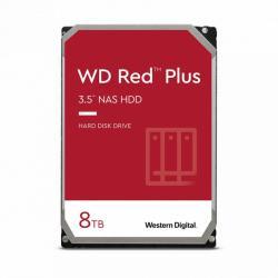 Dysk WD Red Plus 8TB 3,5 cala CMR 256MB/5400RPM Class