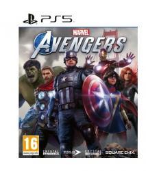 Gra PS5 Marvels Avengers