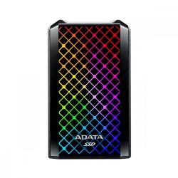 Adata Dysk SSD External SE900 512G USB3.2-A/C RGB