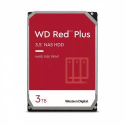 Dysk WD Red Plus 3TB 3,5 CMR 128MB/5400RPM WD30EFZX