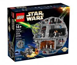 75159 Star Wars Todesstern, Konstruktionsspielzeug