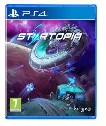 Gra PS4 Spacebase Startopia