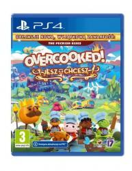 Gra PS4 Overcooked! Jesz ile chcesz