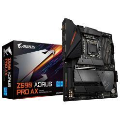 Płyta główna Z590 AORUS PRO AX s1200 4DDR4 DP M.2 ATX