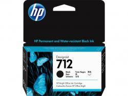HP Ink 712 38ml Black 3ED70A