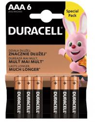 Bateria AAA/LR3 blister 6 sztuk