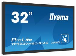 Monitor 32 cale TF3239MSC-B1AG,AMVA,HDMIx2,DP,RJ45,IP54,24/7,POJ.12p
