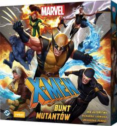 Rebel Gra Bunt Mutantów