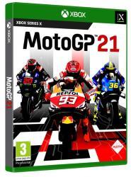 Gra XSX MotoGP 21