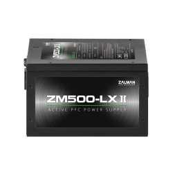 Zasilacz ZM500-LXII 500W Active PFC EU