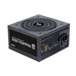 Zasilacz MegaMax 500W V2 80+ STD EU ZM500-TXII