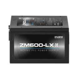 Zasilacz ZM600-LXII 600W Active PFC EU