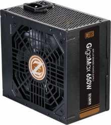 Zasilacz GigaMax 650W 80+ BRONZE EU ZM650-GVII