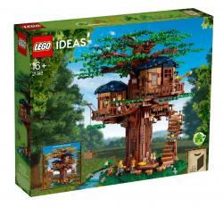 21318 Ideas Baumhaus, Konstruktionsspielzeug