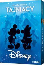 Rebel Gra Tajniacy Disney