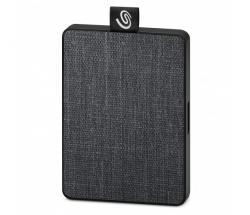 Seagate Dysk One Touch SSDv2 500GB Black