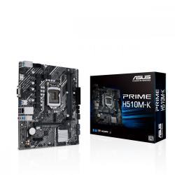 Płyta główna PRIME H510M-K s1200 2DDR4 HDMI/D-Sub M.2 mATX