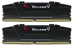 pamięć do PC - DDR4 32GB (2x16GB) RipjawsV 4400MHz CL19 XMP2 Black