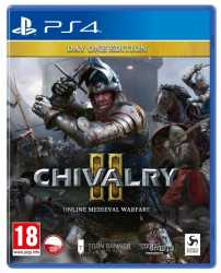 Gra PS4 Chivalry 2 Day One Edition