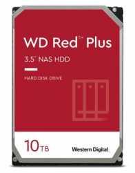 Dysk HDD Red Plus 10TB 3,5'' CMR 256MB/7200RPM Class