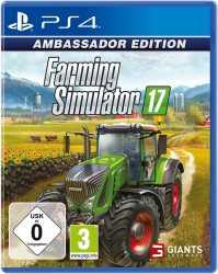 Gra PlayStation 4 Farming Simulator 17 Ambassador Edition