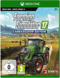 Gra Xbox One Farming Simulator 17 Ambassador Edition