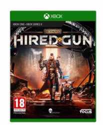 Gra XSX Necromunda Hired Gun