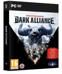 Gra PC Dungeons & Dragons Dark Alliance Steelbook Edition
