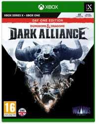 Gra XOne/XSX Dungeons & Dragons Dark Alliance One Edition