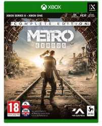 Gra XSX Metro Exodus Edycja Kompletna
