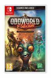 Gra NS Oddworld Collection