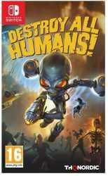 Gra NS Destroy All Humans!