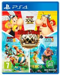 Gra PS4 Asterix & Obelix XXL Collection