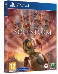 Gra PS4 Oddworld Soulstorm Day One Oddition