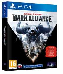 Gra PS4 Dungeons & Dragons Dark Alliance ST ED.