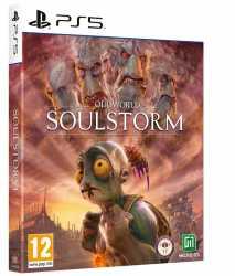 Gra PS5 Oddworld Soulstorm Day One Oddition