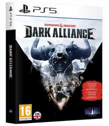 Gra PS5 Dungeons & Dragons Dark Alliance ST.ED.