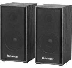 Głośniki przewodowe drewniane SPK-240 2.0