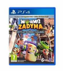 Gra PlayStation 4 Worms Zadyma Edycja Dużego Kalibru