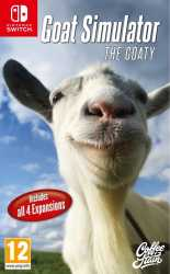 Gra Nintendo Switch Goat Simulator The GOATY