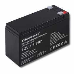 Akumulator AGM 12V | 7.2Ah | max. 108A