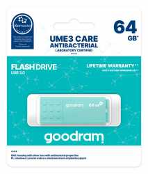 Pendrive UME3 Care 64GB USB 3.0
