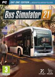 Gra PC Bus Simulator 21 Day One Edition