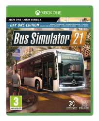 Gra Xbox One Bus Simulator 21 Day One Edition