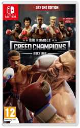 Gra Nintendo Switch Big Rumble Boxing Creed Champions Day One Edition