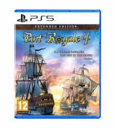 Gra PlayStation 5 Port Royale 4 Extended Edition